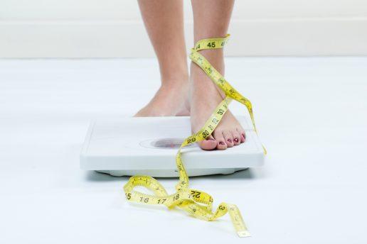 badevægt, vægt, vægttab, kilo, slankekur