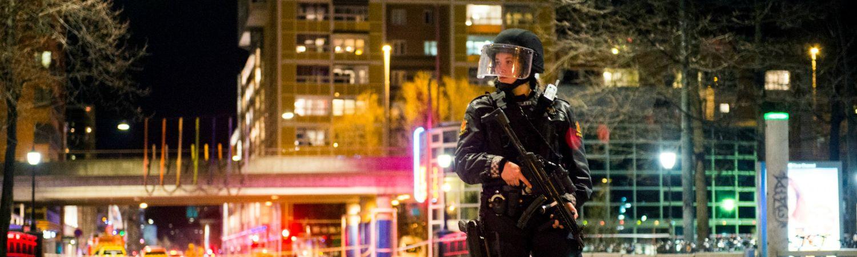Norge, terror, sprængladning, bombe, politi, norsk politi, pst, trusselsniveau, terrortrussel, asylansøger, russer, russisk statsborger