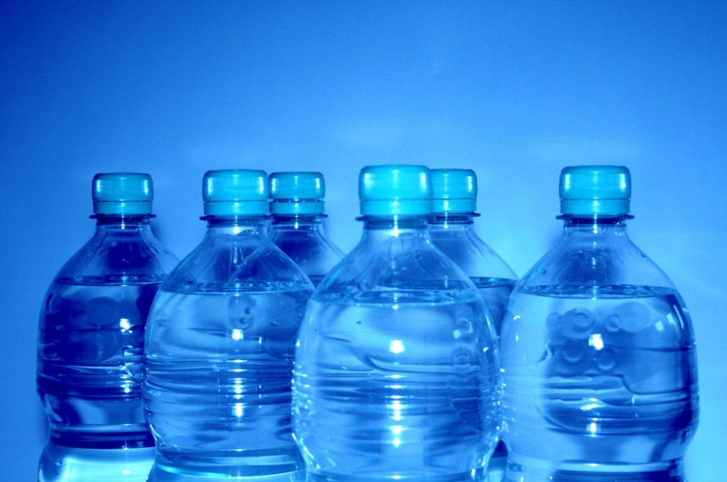 vandflasker plastik plastikflasker bæredygtighed miljø