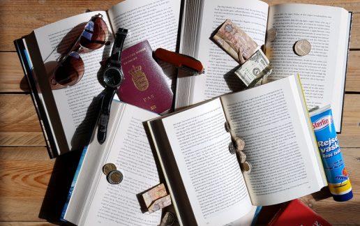 Kom ud i verden med bøger