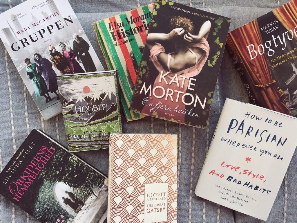 Sommerferielæsning – Disse bøger skal du læse i ferien!
