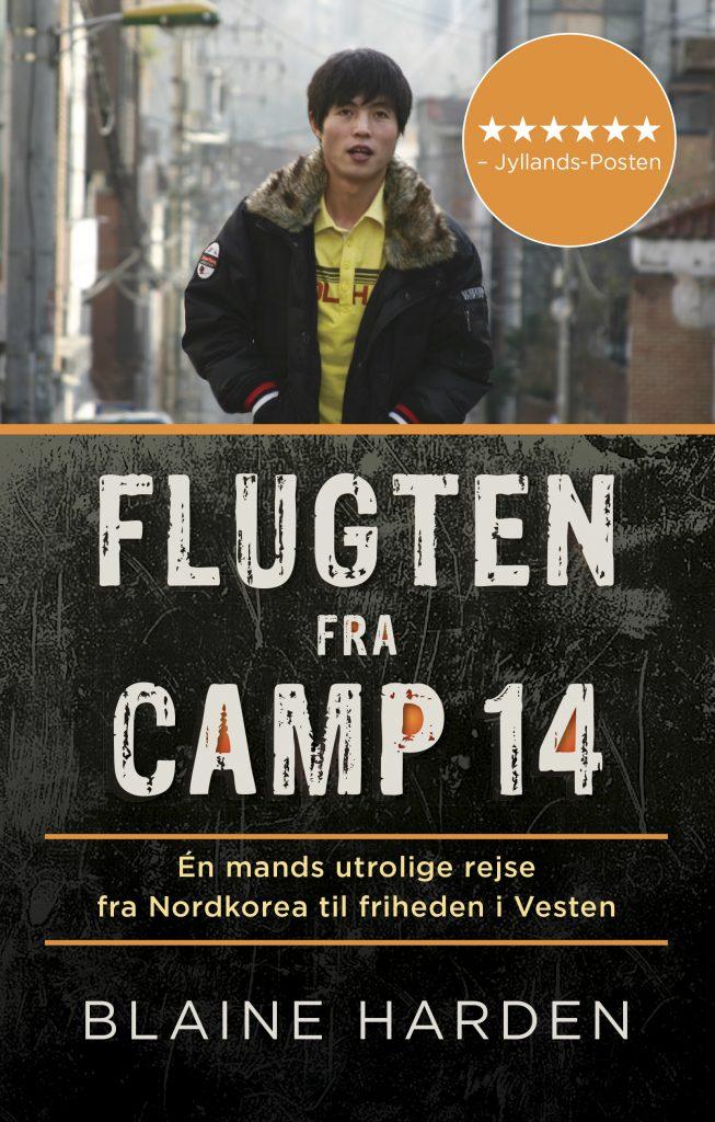 Flugten fra camp 14, bog