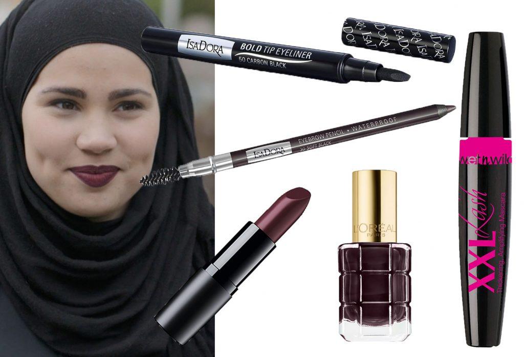 makeup-sana skam