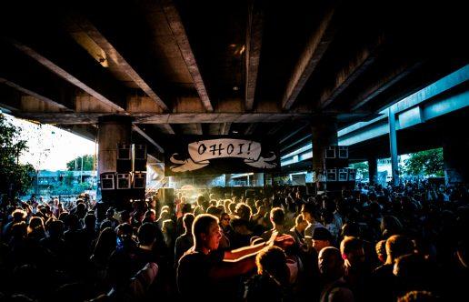 bas under buen, fest, gadefest, undergrund, ohoi, deejays, djs, koncerter, oplevelser