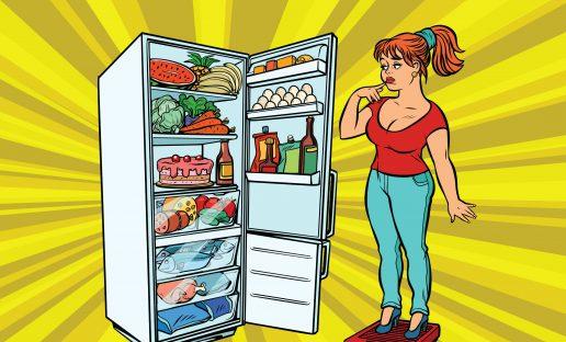 madvarer, kartofler, løg, hvidløg, tomat, agurk, frugt, grøntsager, mad, opbevaring, køleskab, fødevarer, næring, kost, diæt, bananer, tomat, agurk, frugt, citrusfrugt, meloner