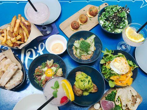 Lo'Jo's Social, mad, tapas, anmeldelse, restaurant, café