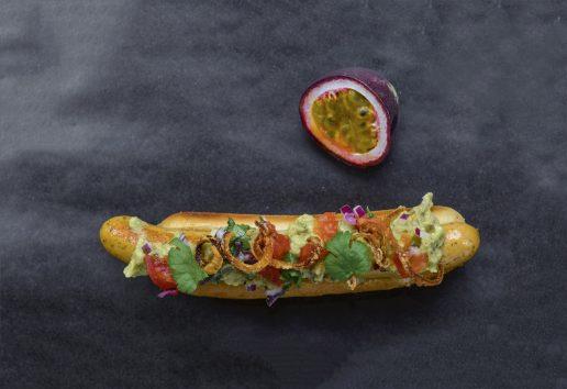 CHILENSK COMPLETO hotdog bog