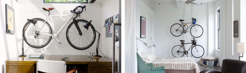 7ba20441c10 10 smarte måder til cykelopbevaring – perfekt til små hjem