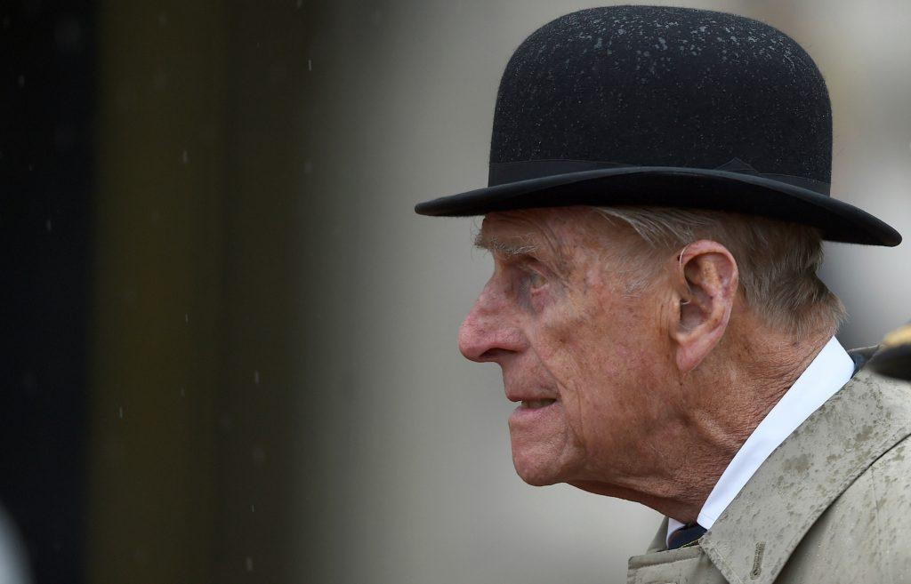 england, kongelig, royal, prinsgemalen, prins philip, dronning elizabeth, pension, 96 år, gammel, ældre, træder tilbage, job,