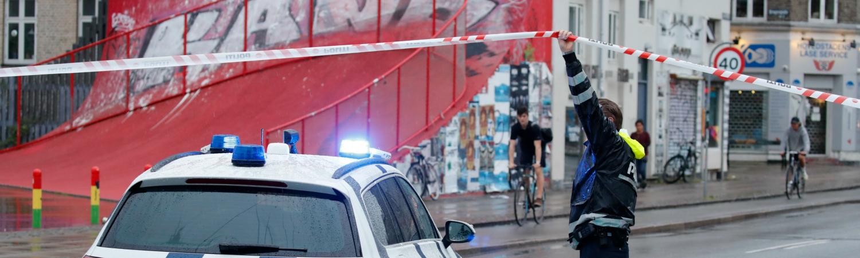 bande, bandekrig, banderelateret, bandemedlem, politi, skud, knallert, drive by, nørrebro, nørrebrogade, den røde plads, københavn, skyderi, skud, visitationszone, krimi,