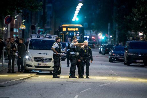 holmbladsgade, amager, skud, bandekrig, banderelateret, skudepisode, politi