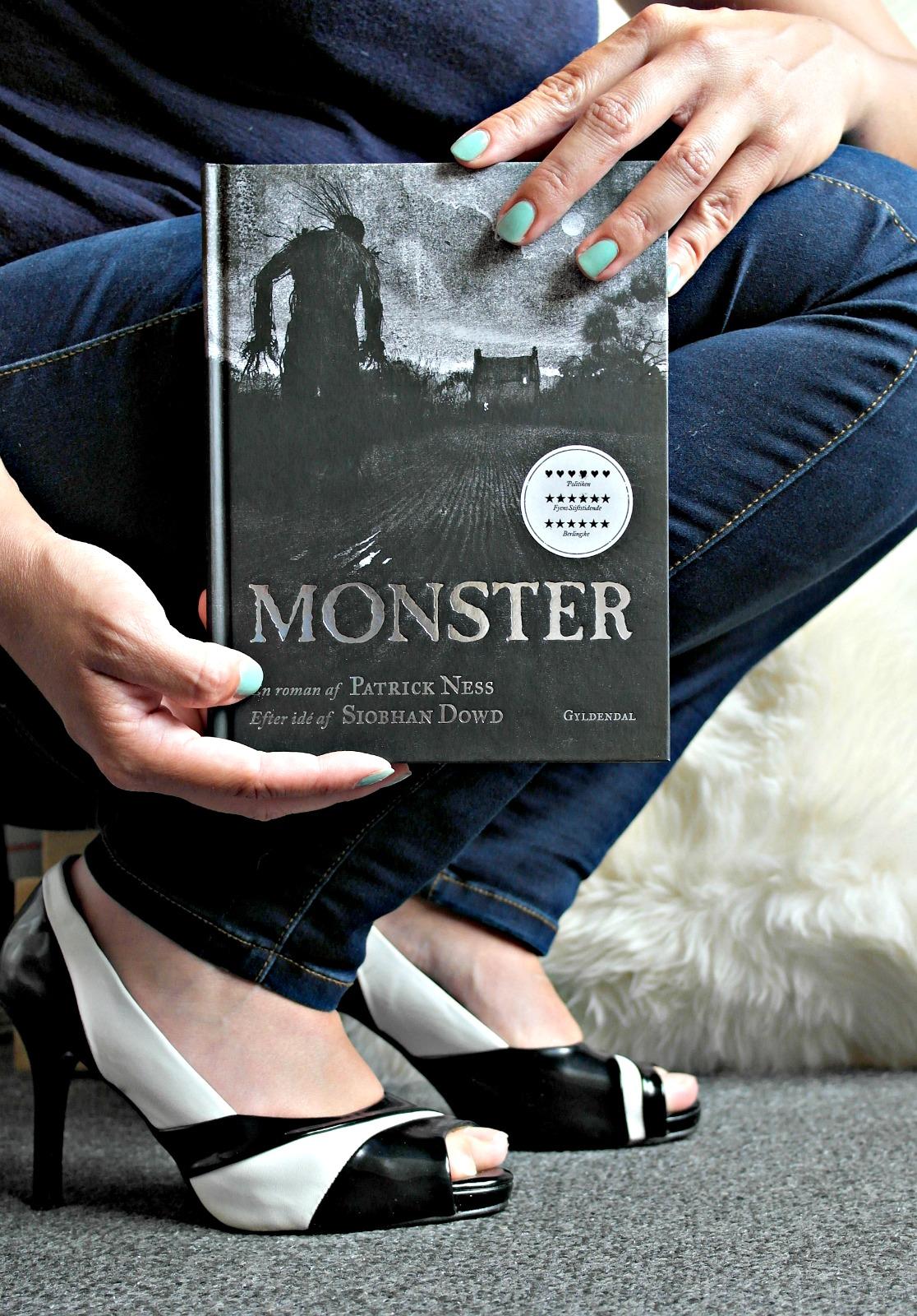 Monster af Patrick Ness, bog