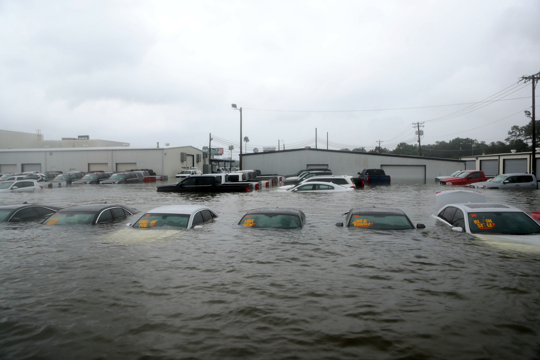 texas, orkan, tropisk storm, storm, natur, naturkatastrofe, miljø, klima, overvsømmelse, oversvømmelser, texas, usa, houston, harvey, regn, storm, orkan, evakuering, døde,