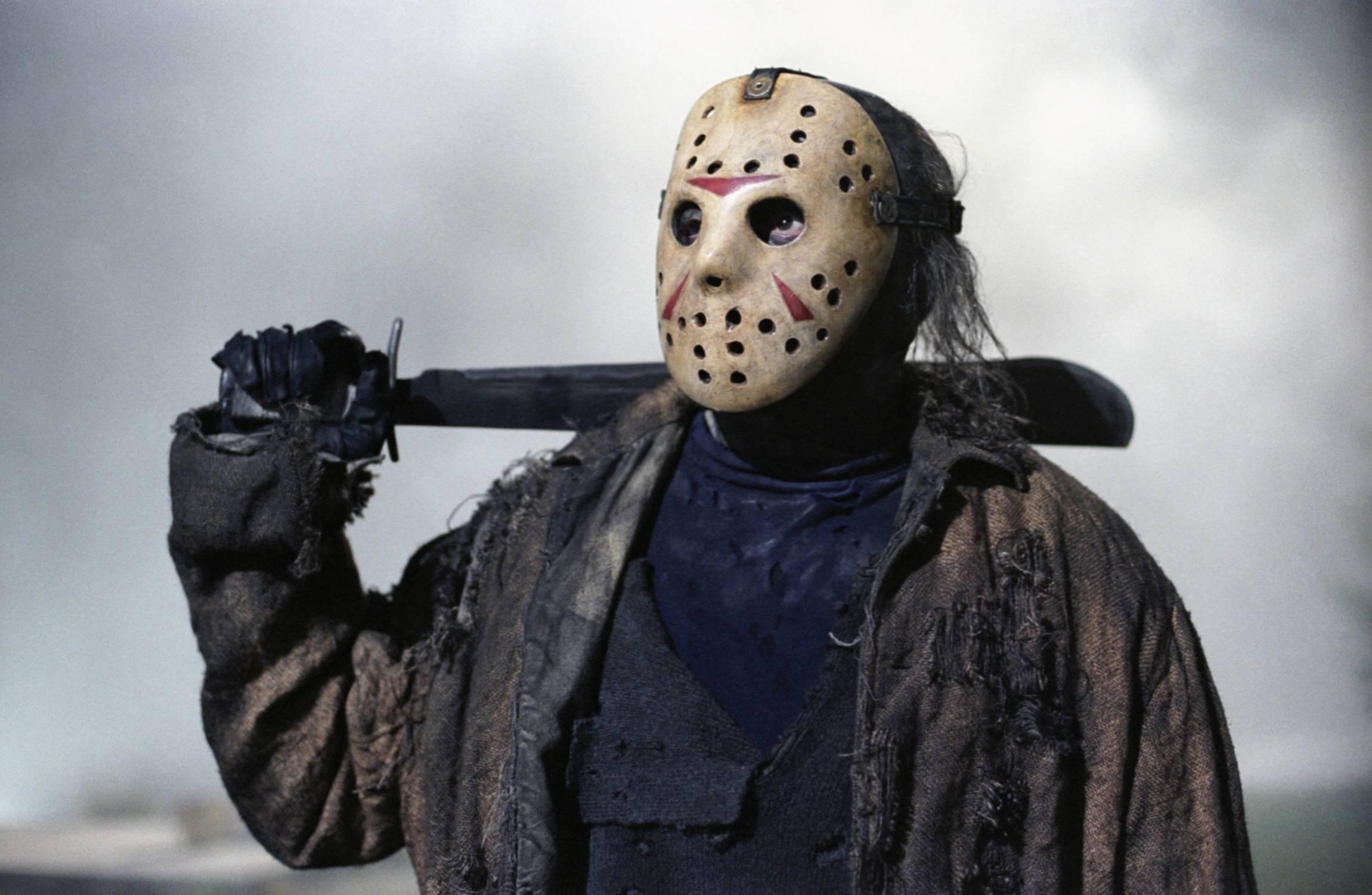 jason, friday the 13th, udklædning, kostume, klæd ud, halloween, halloweenkostume, creepy, skræmmende