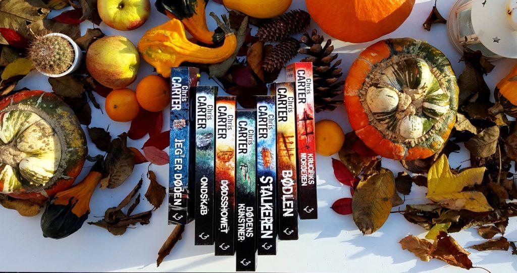 Efterårets bogmesser