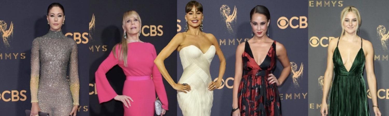 Emmy 2017 kjoler