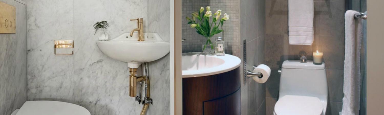 Lille Badeværelse 8 Smarte Tricks Du Nok Ikke Selv Havde Tænkt På