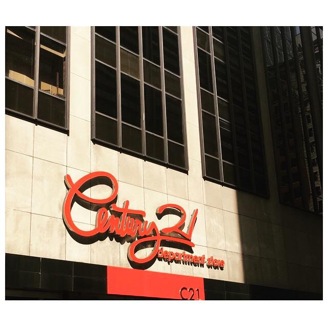 century 21, shopping, center, outlet, new york, billigshopping