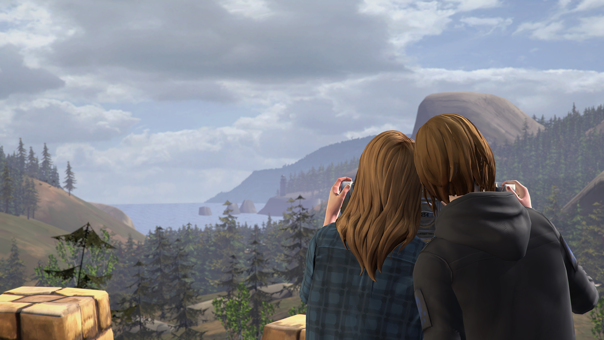 brave new world. Life is Strange: Before the storm – episode 1, Awake. (Foto: Square Enix)