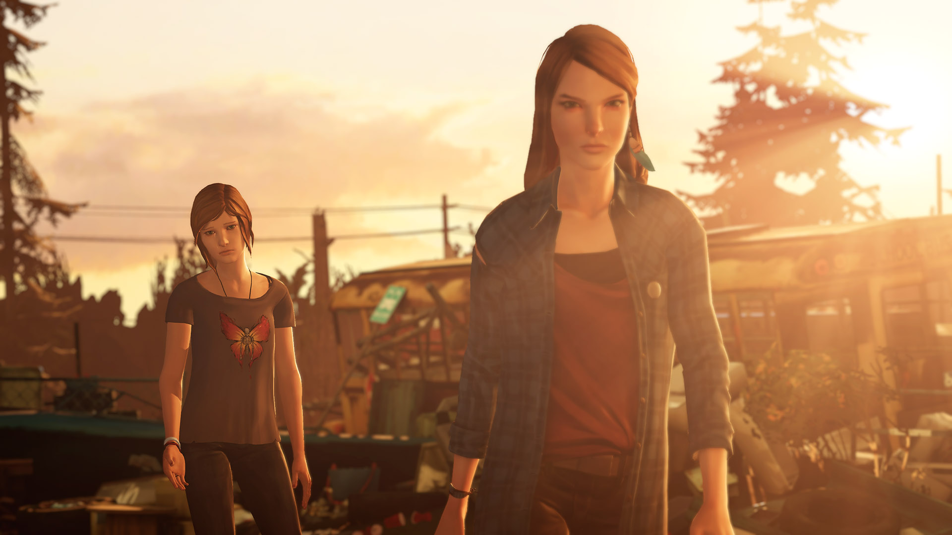 Life is Strange: Before the storm – episode 1, Awake. (Foto: Square Enix)
