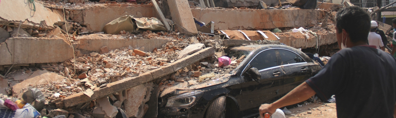 mexico, mexico city, richertskala, jordskælv, vulkan, døde, omkomne, sårede, sammenstyrtet, katastrofe