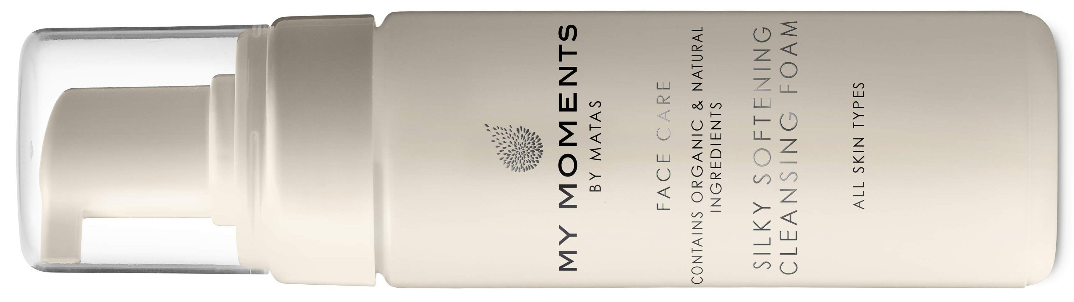 Matas My-Moments-Silky-Softening-Cleansin-Foam