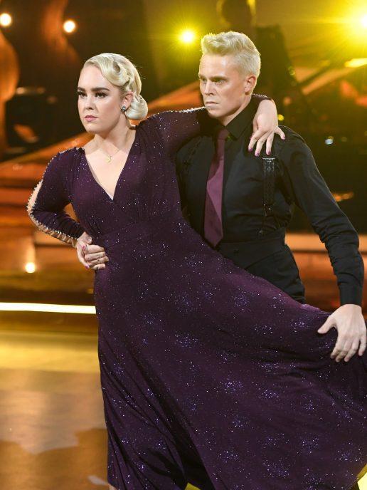 Julia Sofia Aastrup vild med dans