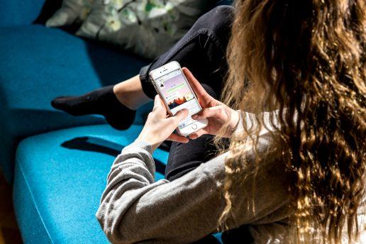 smartphone, some, sociale medier, unge, generation z, adfærd, forskning, undersøgelse, unge, social, social samvær, dating, sex, kærlighed, venner,