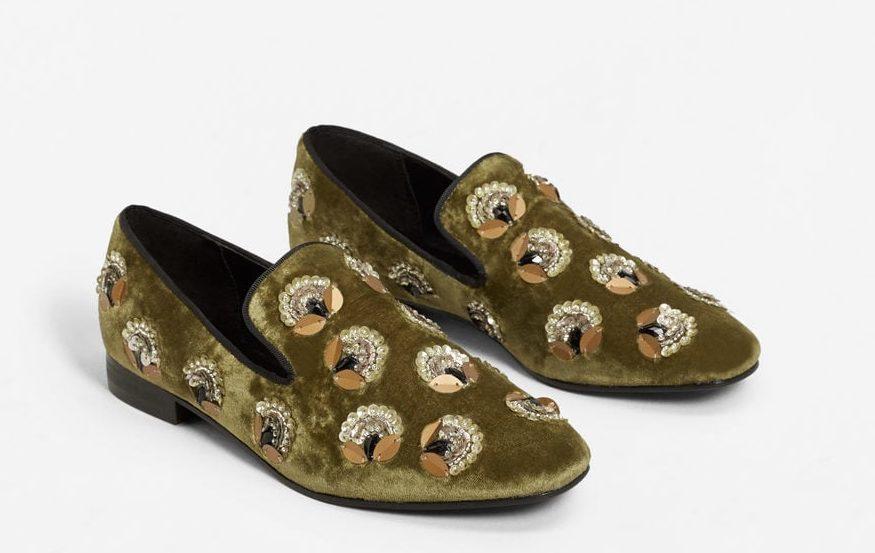 mango loafers
