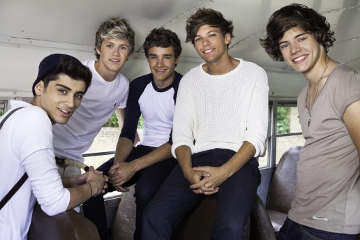 One Direction (Foto: All Over)