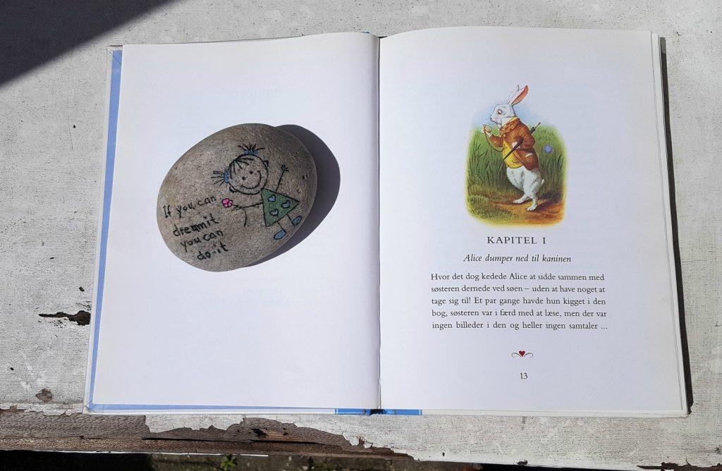 Alice i eventyrland af Lewis Carrol