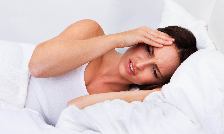 underlivet, underliv, migræne, symptomer, menstruation