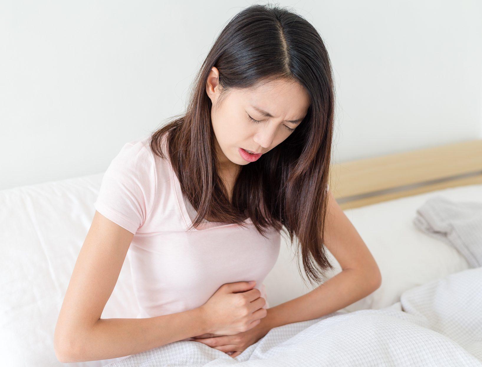 underliv, menstruation, menstruationssmerter, smerter, menstruationssymptomer, blødning