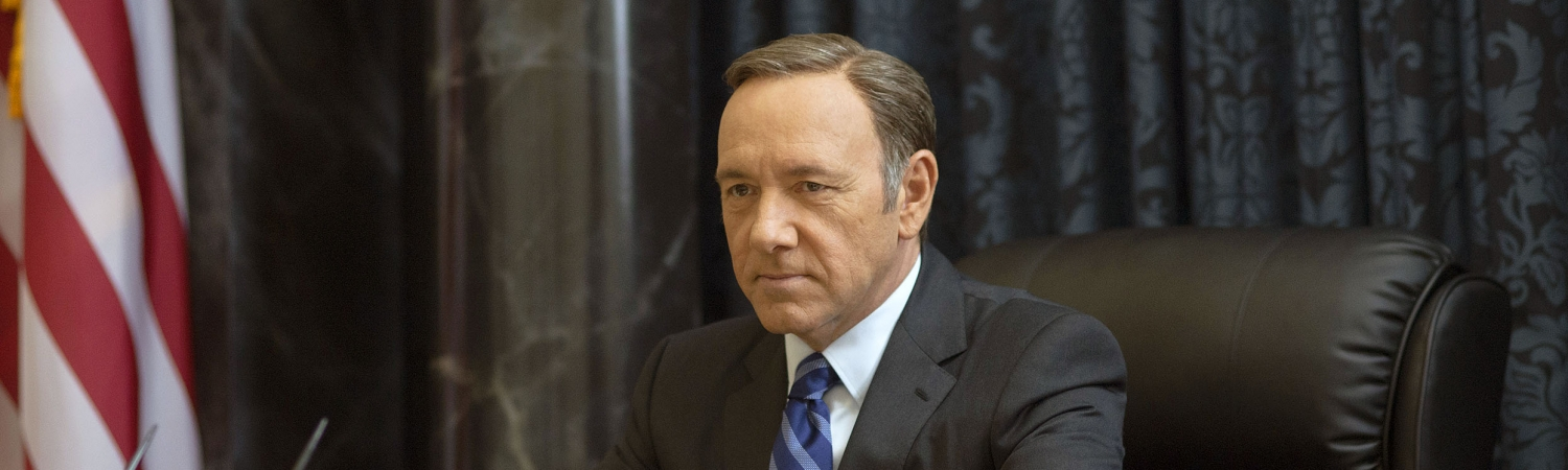 kevin spacey, robin wright, house of cards, netflix, serie, kult, stopper, sæson 6, seksuel chikane, homoseksuel, dreng, anthony rapp