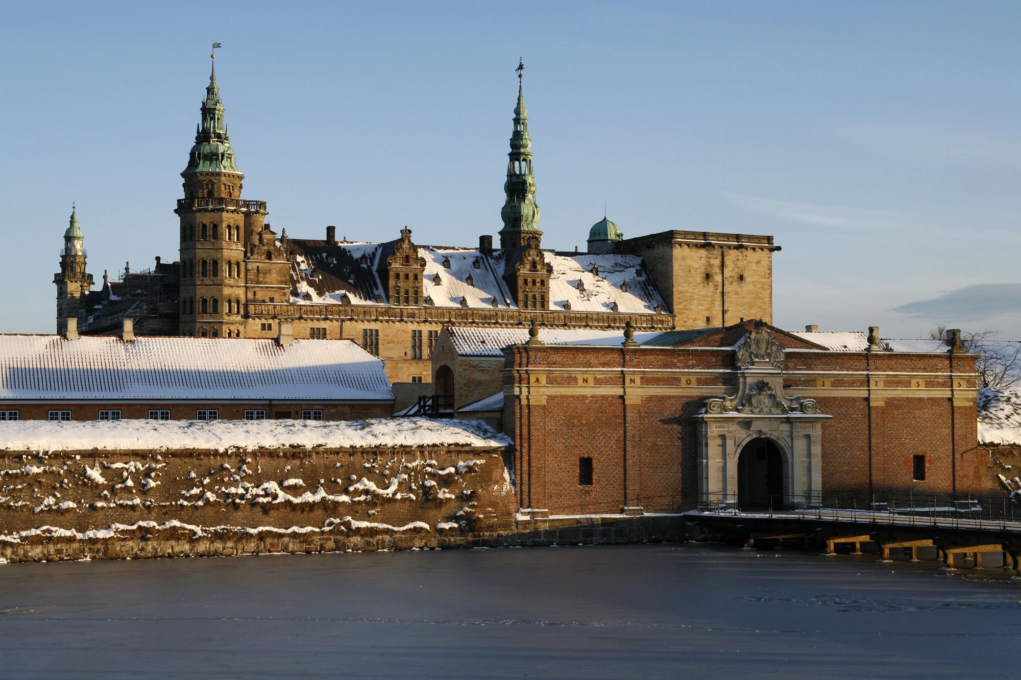 kronborg slot, kronborg, julemarked, jul, december, kulturtilbud, juleoplevelser, hygge