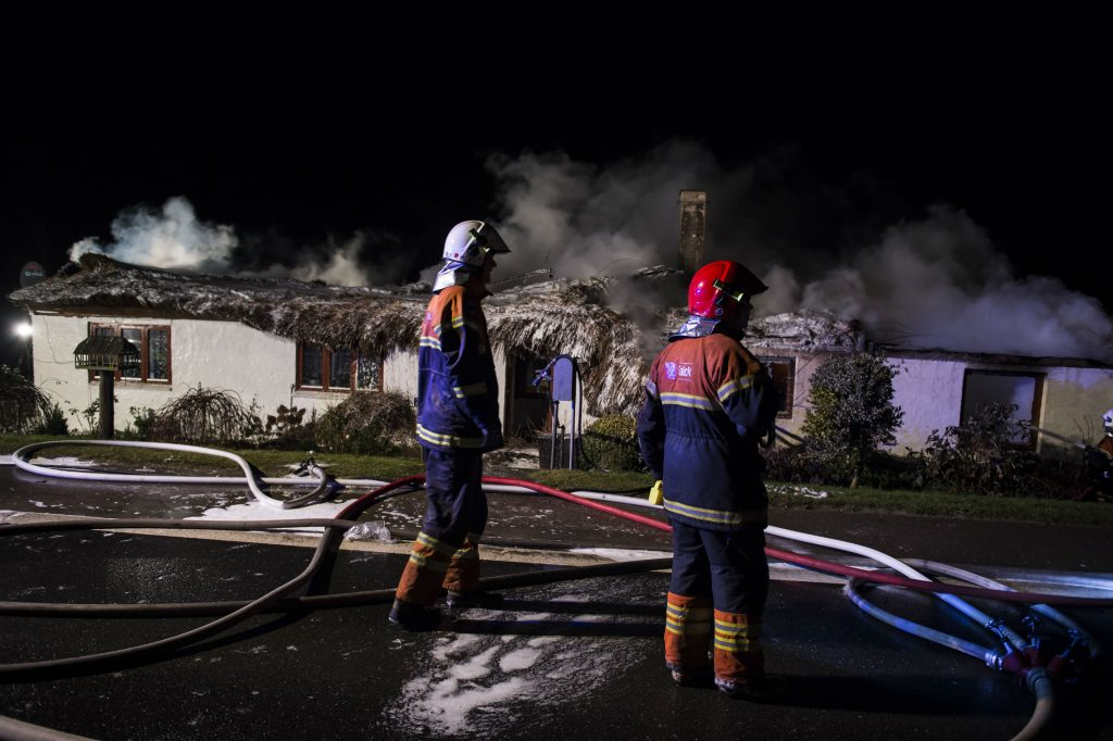 brand, påsat, døm, brandmand, fjerritslev, brand, erstatning, skyldig, ødelæggelser, ild, økonomi, trængt, job,