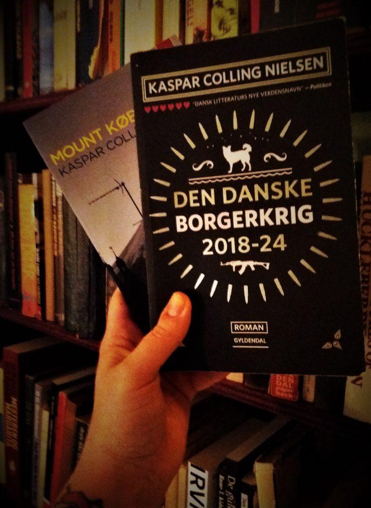 """Jeg skal helt klart opleve Kaspar Colling Nielsen og have fingrene i hans nye bog """"Det europæiske forår"""" (Foto: Privat)"""