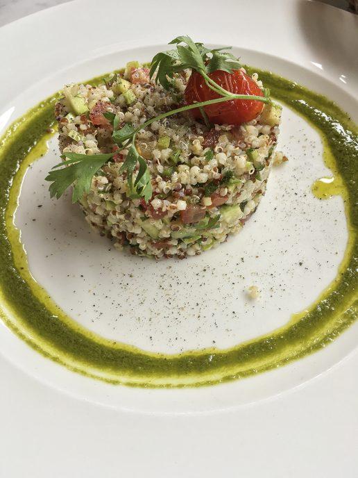 Quinoa-tabouleh marrakech