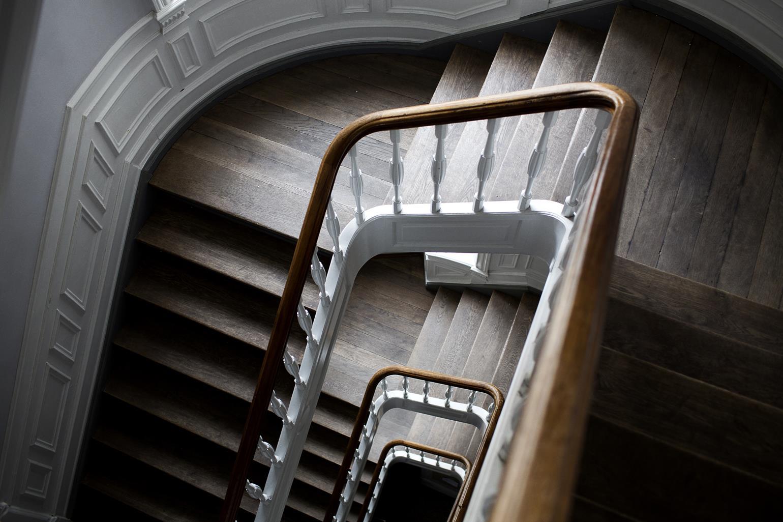 opgange, trappeopgang, naboer, lejlighed
