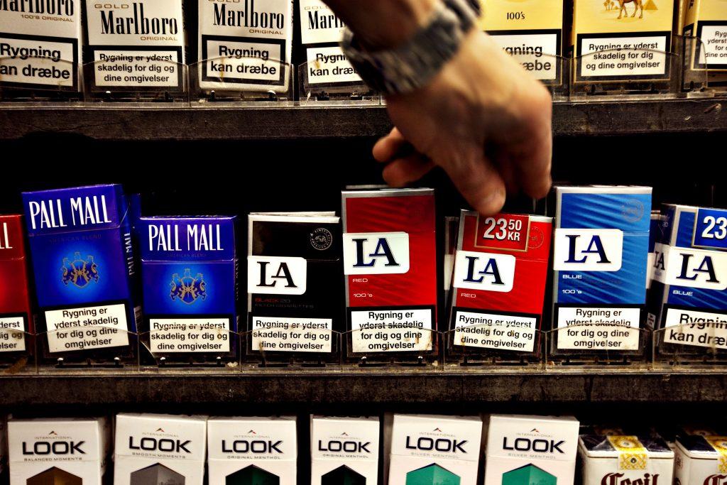 cigaretter, salg, unge, børn, coop, mystery shoppers, test, undersøgelse, lov, ulovligt