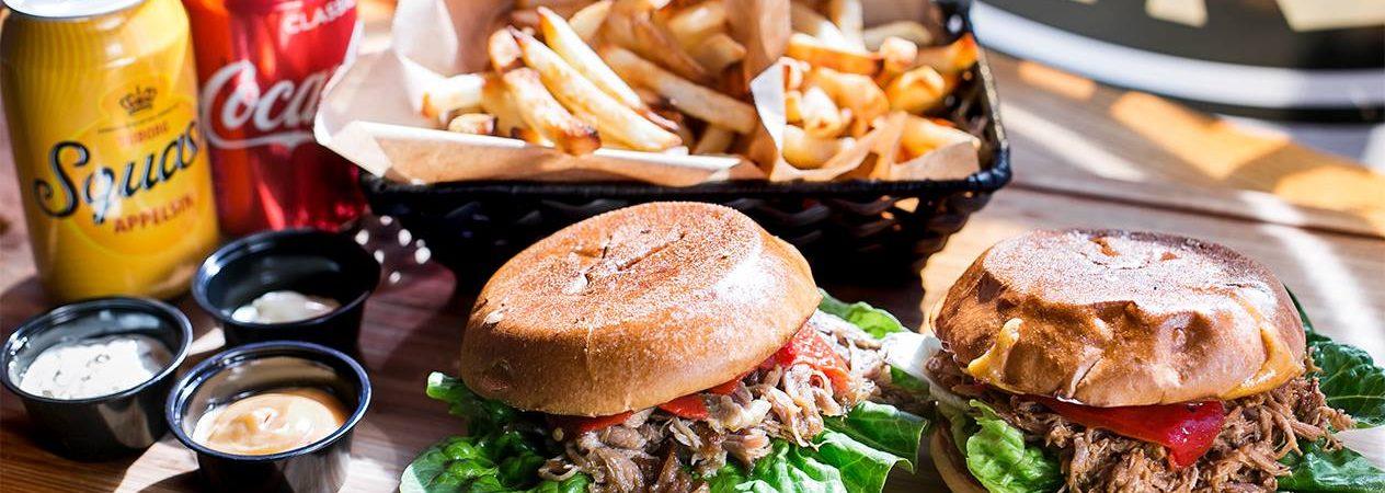 the hungry dane, the hungry dane gourmet burger, burger, suos-vide, confit, confit de canard, and, andefedt, burger, burgerrestaurant, burgerjoint, restaurant, to go, molekyle, molekylær, pommes frites, salt, olie, mad, burger, anmeldelse, peter kolos