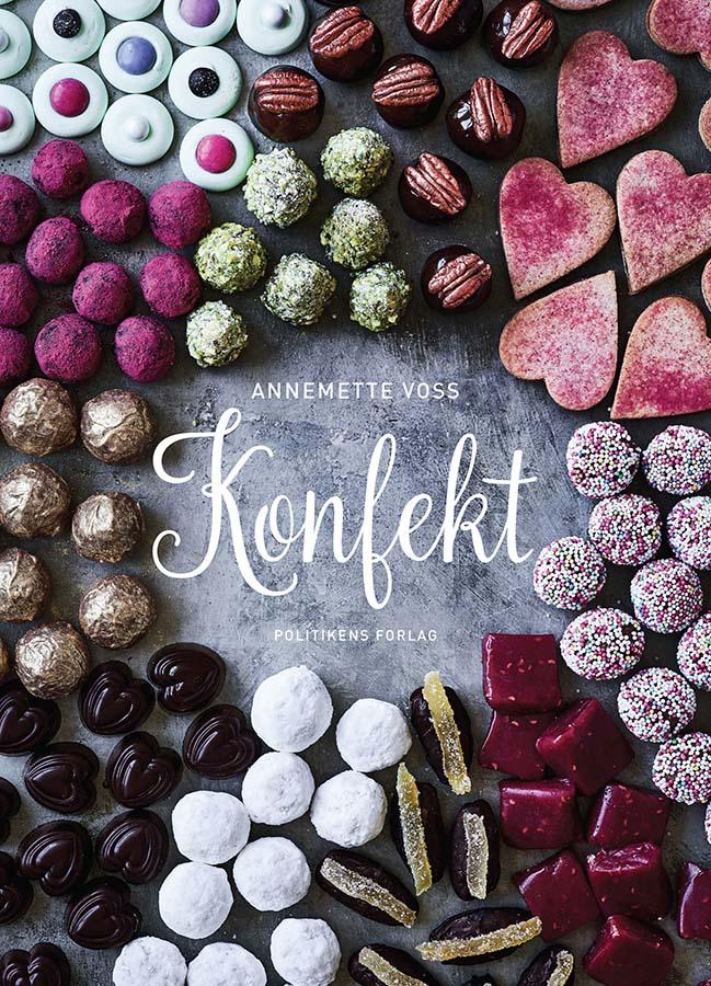 bog annemette voss konfekt jul, Opskrift på konfekt: Annemette Voss' hvide chokoladebarer med knas