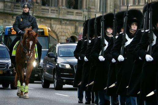 politi, hestepoliti, ryttere, ridende politi, finansloven, heste, politi, penge, økonomi, sikkerhed