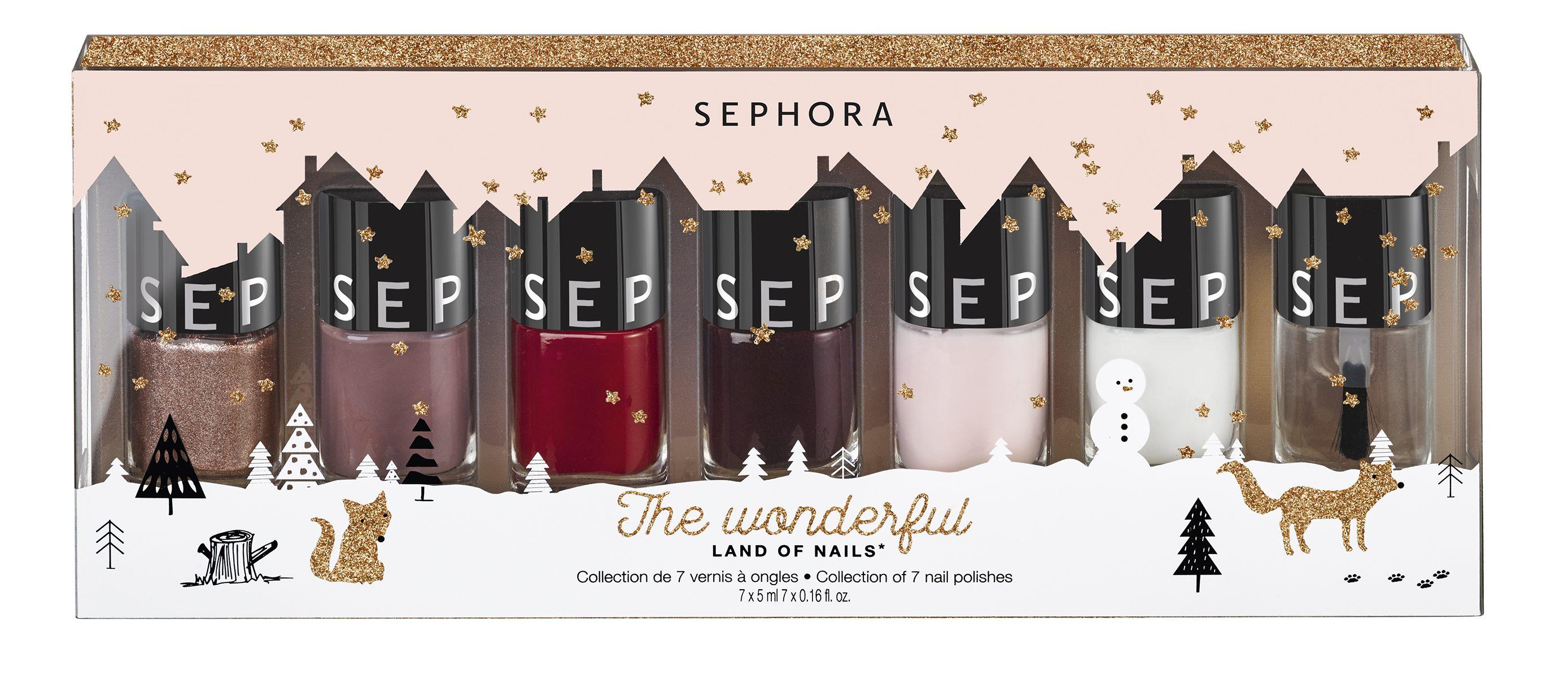 neglelakker Sephora_Sephora_Christmas 17_WONDERLAND PALETTE