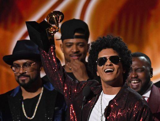 Bruno Mars, Grammy, Grammys, Grammy Award
