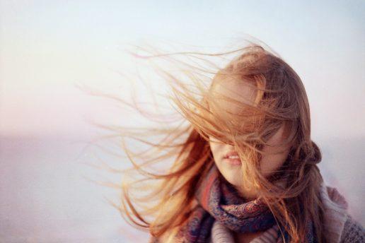 pige hår