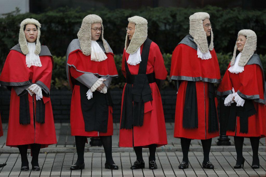 hong kong, dommer, dommere, jura, juraens år