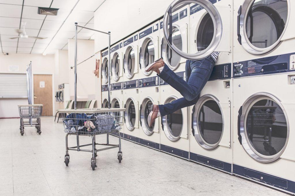 Vasketøj, laundry, vaskemaskine, Argumenter for at undgå træning