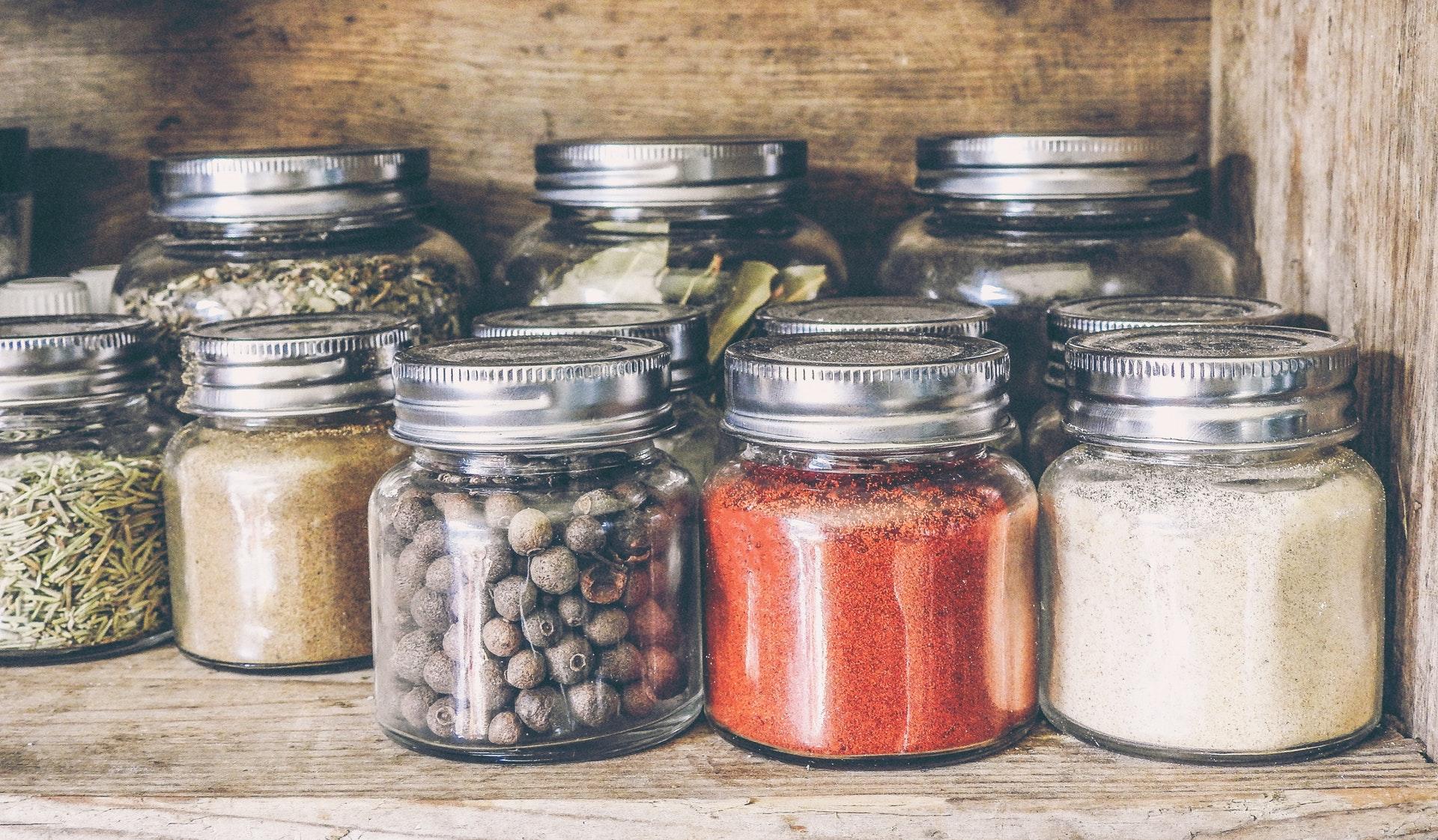 Opbevaring Af Krydderier Organiseringstips Til Dit Kokken