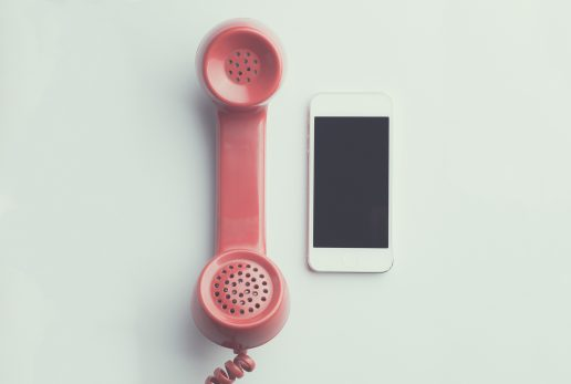 iPhone, nødopkald, alarm. (Foto: Pexels)